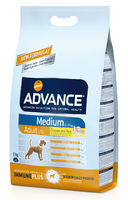 Advance (Эдванс) Dog Medium Adult