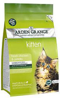 Arden Grange (Арден Гренж) Kitten Fresh Chicken and Potato