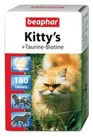 Beaphar Kitty's (Бифар Киттис) Taurin and Biotin