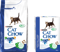 Cat Chow (Кет Чау) Special Care 3in1