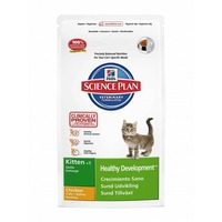 Hill's (Хиллс) Healthy Development Kitten Chicken