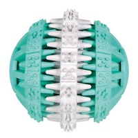 Trixie 32941(Трикси) Denta Fun Mintfresh Ball Natural Rubber