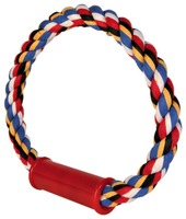 Trixie 3277 (Трикси) Denta Fun Tugger Rope