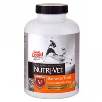 Nutri-Vet (Нутри-Вет) BREWERS YEAST with Garlic Брэверс Эст с чесноком