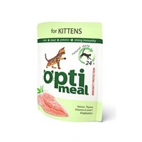 OptiMeal (ОптиМил) with Chicken for Kittens