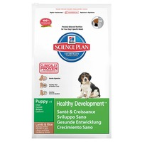 Hill's (Хиллс) Puppy Healthy Development Medium Lamb & Rice